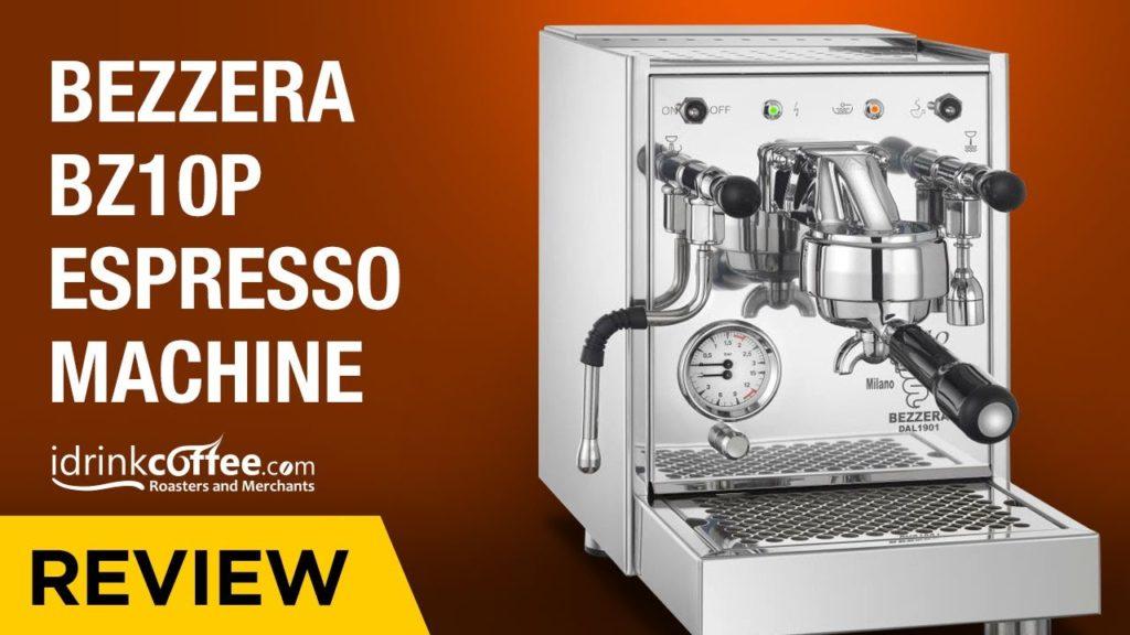 Bezzera Bz10 Espresso Machine Review Business Domination